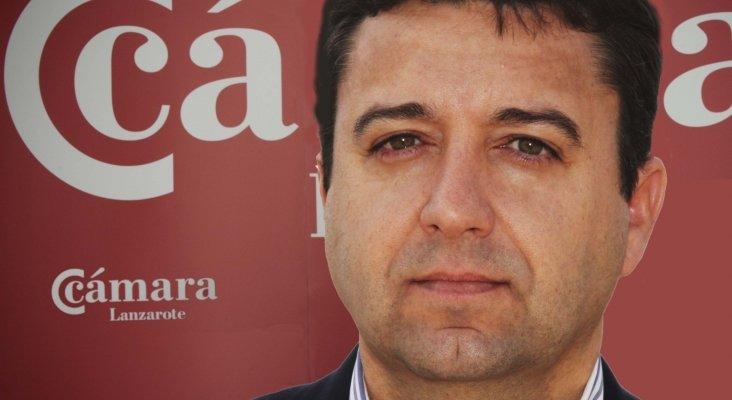 José Torres, presidente de la Cámara de Comercio de Lanzarote y La Graciosa, apuesta por una comunidad portuaria unida