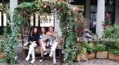 Viaje para tres: Maripi Fortes, Paula Fortes Artiles y Patricia Artiles