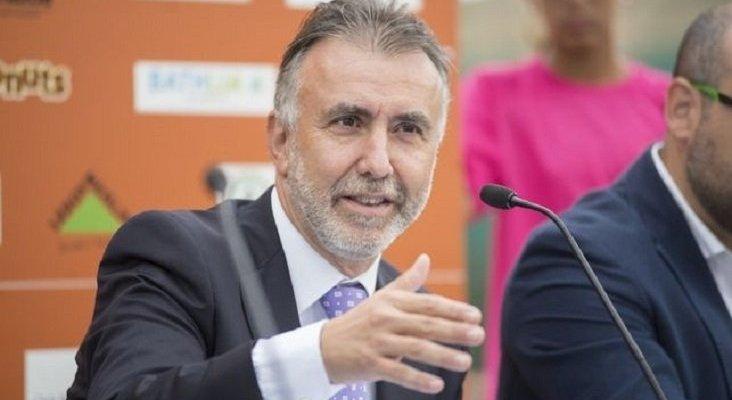 El presidente de Canarias cree que los primeros hoteles abrirán el 1 de junio  Foto: eldiario.es