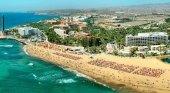 Proponen alargar los ERTEs de los hoteles hasta que los mercados se recuperen | Foto: Maspalomas (Gran Canaria)- Madison Beach Volley Tour