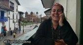 """Lucía Menvielle comparte su experiencia en Perú con """"Otro continente y un país desconocido"""""""