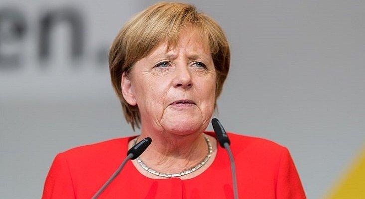 La canciller alemana Angela Merkel|Foto: Sven Mandel (CC BY-SA 4.0)