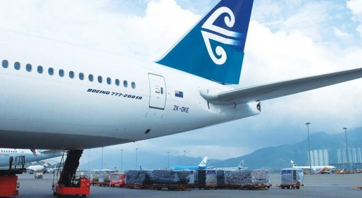 Air New Zealand operó 20 vuelos con un pasajero