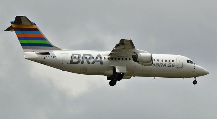 Aerolínea regional sueca se declara insolvente por la crisis del coronavirus |Foto: Bene Riobó (CC BY-SA 4.0)