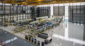 Airbus y Boeing se ven obligados a suspender la producción de más aviones | Foto: Factoría de Airbus en Alabama- airbus.com