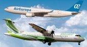 Air Europa y Binter se harán cargo de las conexiones insulares hasta el fin del estado de alarma