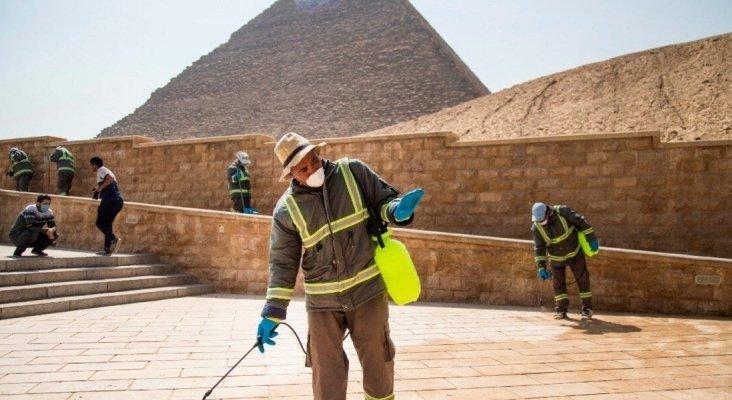 El coronavirus azota también al turismo de Túnez y Egipto | Foto: Diario de Morelos