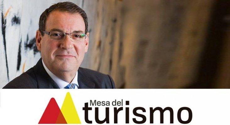 La Mesa del Turismo incorpora 7 nuevos miembros  Foto: Juan Molas, presidente