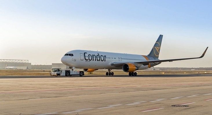 Condor encuentra la fórmula de evitar despidos |Foto: Condor vía Touristik-Aktuell