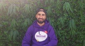 Javier Ortega, co-fundador de Yoorney