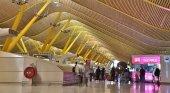 El beneficio de Aena se desploma un 83% por la crisis sanitaria   Foto: Aeropuerto Adolfo Suárez Madrid-Barajas
