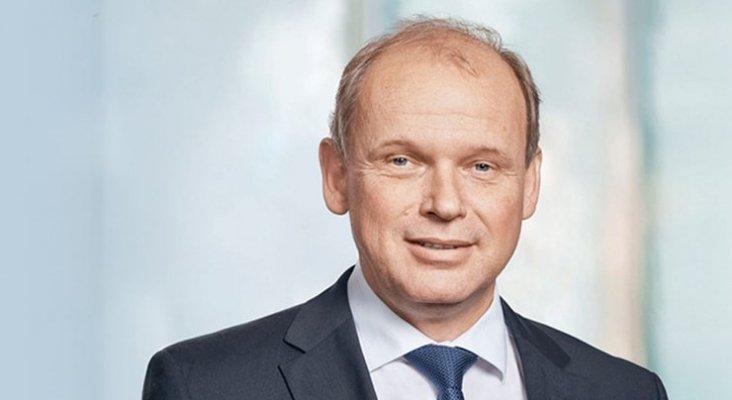 Sebastian Ebel, CFO de TUI Group
