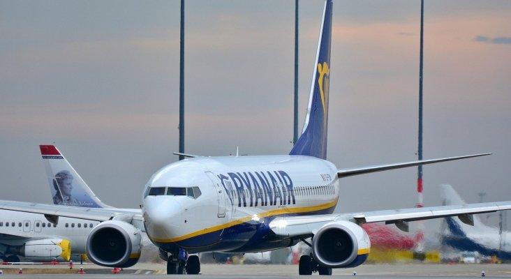 Ryanair espera recuperar su actividad anterior en verano de 2022