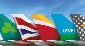 El holding de Iberia y Vueling anuncia pérdidas de 1.863M en el primer trimestre