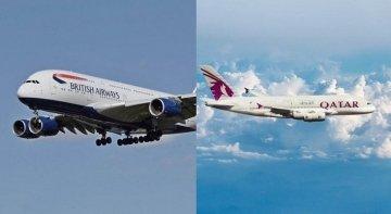 Acuerdo entre British y Qatar Airways acerca más Europa y Australia