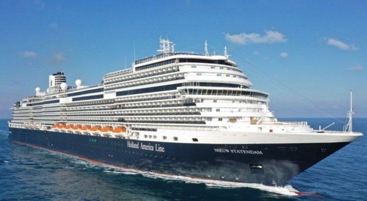 Holland America anula todos sus cruceros de 2020 excepto los del Caribe y Riviera Maya