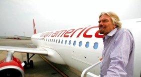 Sir Richard Branson (Imagen: Virgin America)