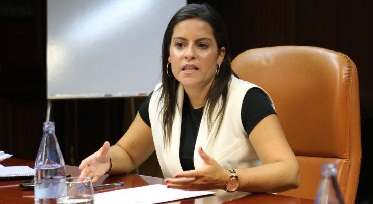 El plan canario de test PCR no contó con el apoyo del Gobierno Central| Yaiza Castilla, consejera de Turismo de Canarias