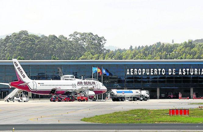 El aeropuerto de Asturias aumenta su número de vuelos