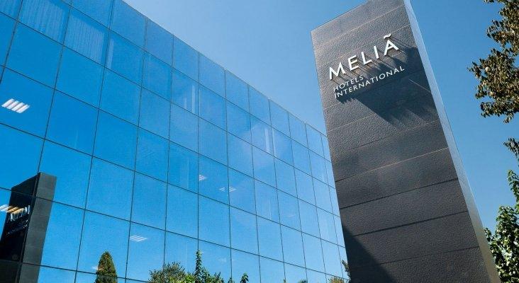 """Meliá pierde 80 millones por el """"brutal impacto"""" del COVID-19"""