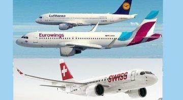 Lufthansa, Swiss y Eurowings se preparan para volar en junio a Baleares