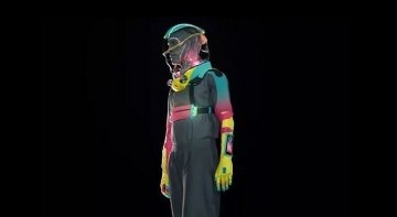 Diseñan un traje que permite la interacción social: beber, fumar o practicar sexo | Foto: El Mundo
