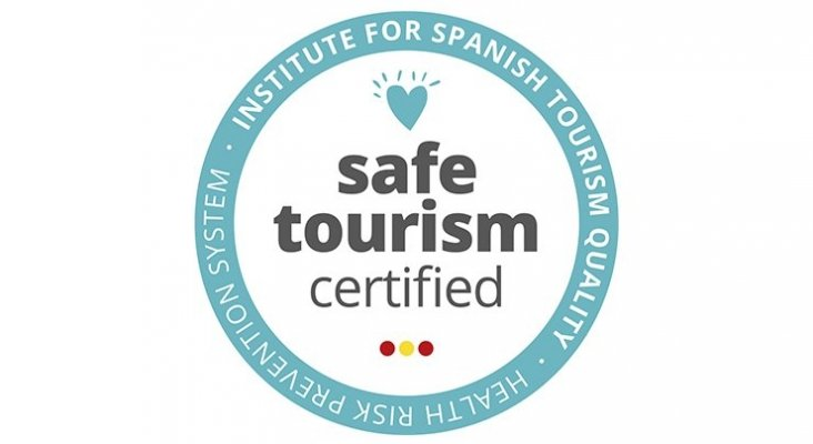 "El ICTE lanza el sello ""Safe Tourism Certified"""