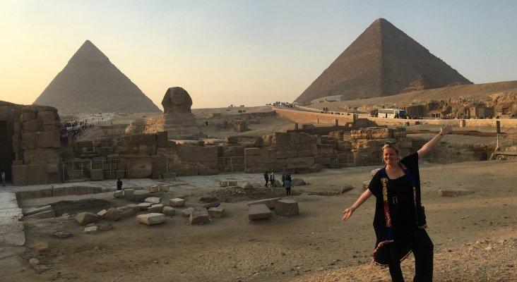 Turismo en los países árabes con la mirada de una mujer canaria | Foto: Lorena Santana Ojeda - Egipto