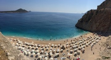 Turquía desarrolla un plan para recuperar el turismo internacional en junio | Foto: Antalya, Turquía