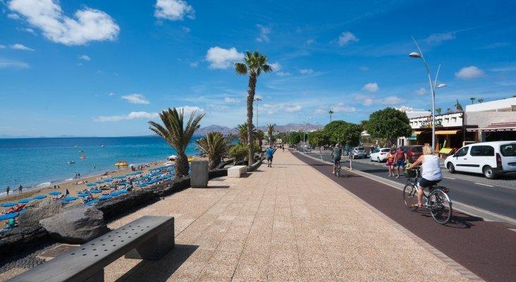 """El mercado irlandés se muestra """"totalmente predispuesto"""" a retomar las operaciones con Lanzarote"""