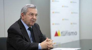 Manuel Figuerola, director del Grupo de Investigación Turística de la Universidad Antonio de Nebrija y colaborador de la Mesa del Turismo