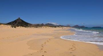 ¿Cómo afectará la cuarentena al turismo? | Foto: Porto Santo - Portugal