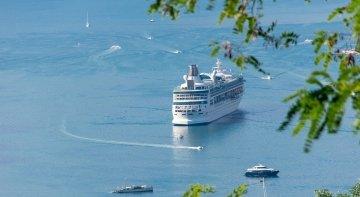 Seychelles prohíbe los cruceros durante dos años