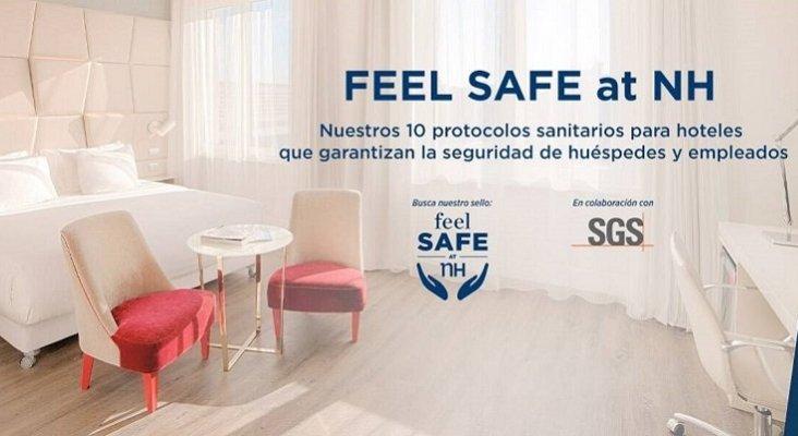 NH presenta su protocolo de seguridad e higiene