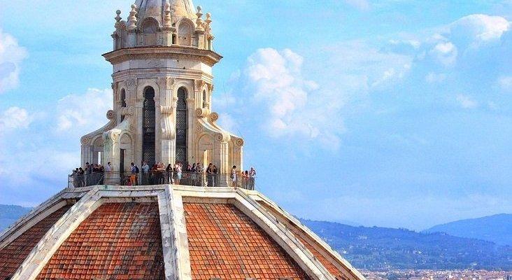 El Duomo de Florencia utiliza un sistema de vibración para respetar la distancia social