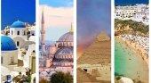 España llega a los mercados turísticos más tarde que sus competidores