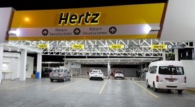 Hertz se declara en quiebra en Estados Unidos y Canadá
