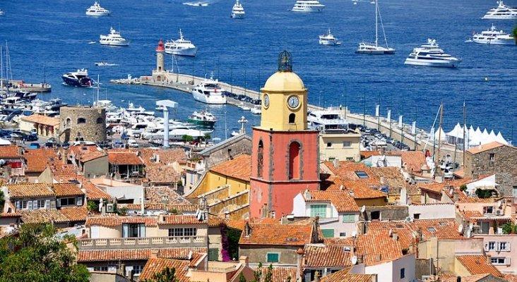 Francia implanta fórmulas para hacer que sus ciudadanos no veraneen en el extranjero  Foto: Saint-Tropez, Francia