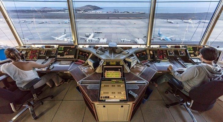 La condonación a las aerolíneas de los costes de navegación sentenciaría a Enaire | Foto: enaire.es