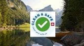 Las asociaciones turísticas suizas se alían para lanzar su propio sello: 'Clean & Safe'