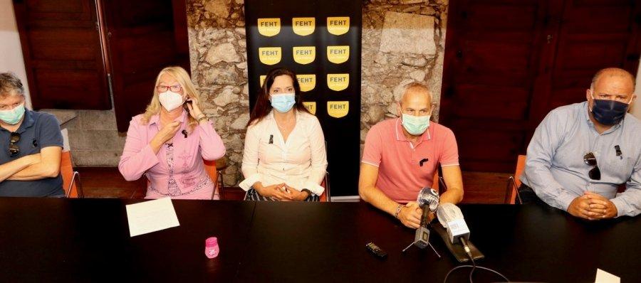 La hostelería y la restauración de Las Palmas lanza un mensaje de emergencia