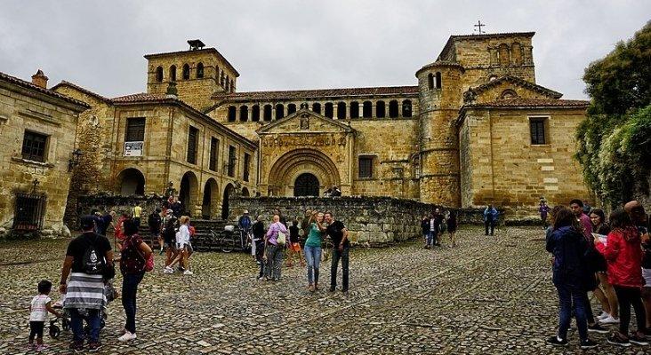 Santillana del Mar (Cantabria), Capital del Turismo Rural 2019- Pacodonderis (CC BY-SA 4.0)