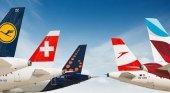 Lufthansa rechaza el rescate de Alemania, por el momento