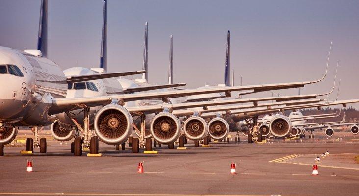 Lufthansa rechaza el rescate de Alemania, por el momento| Foto: @Photographer: Oliver Roesler
