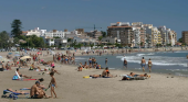 Playa de L'Arenal - Castellón