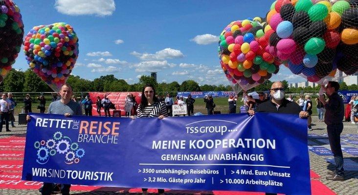 Tras las manifestaciones, Alemania plantea ayudas para agencias de viajes | Imagen cedida por TSS Group