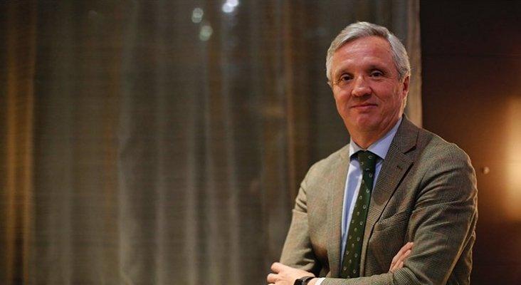 Carlos Garrido de la Cierva, presidente de la Confederación Española de Agencias de Viajes (CEAV)