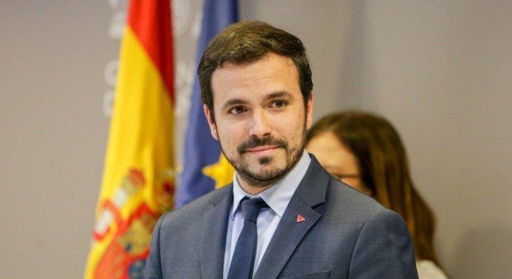 Alberto Garzón, ministro de Consumo | Foto: Cadena SER
