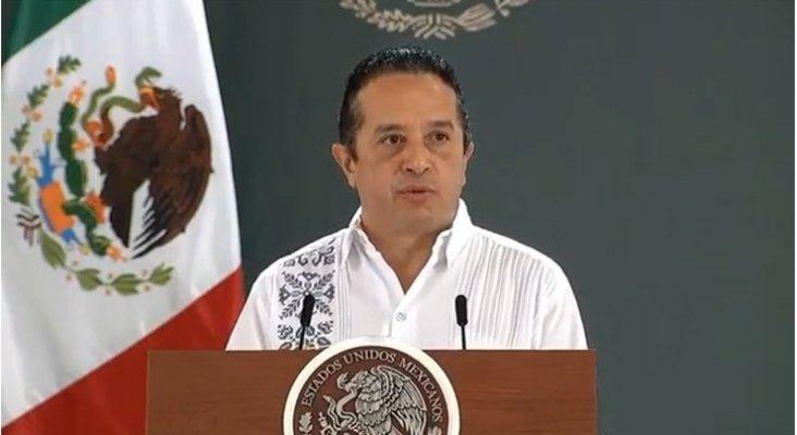Carlos Joaquín González, gobernador de Quintana Roo - México