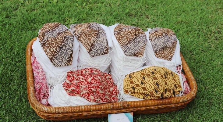 Meliá junto a Diversey® transforman sábanas y fundas de almohadas en mascarillas